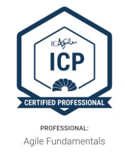 ICAgile ICP Fundamentals