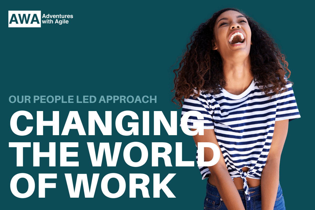 Changing The World of Work V2