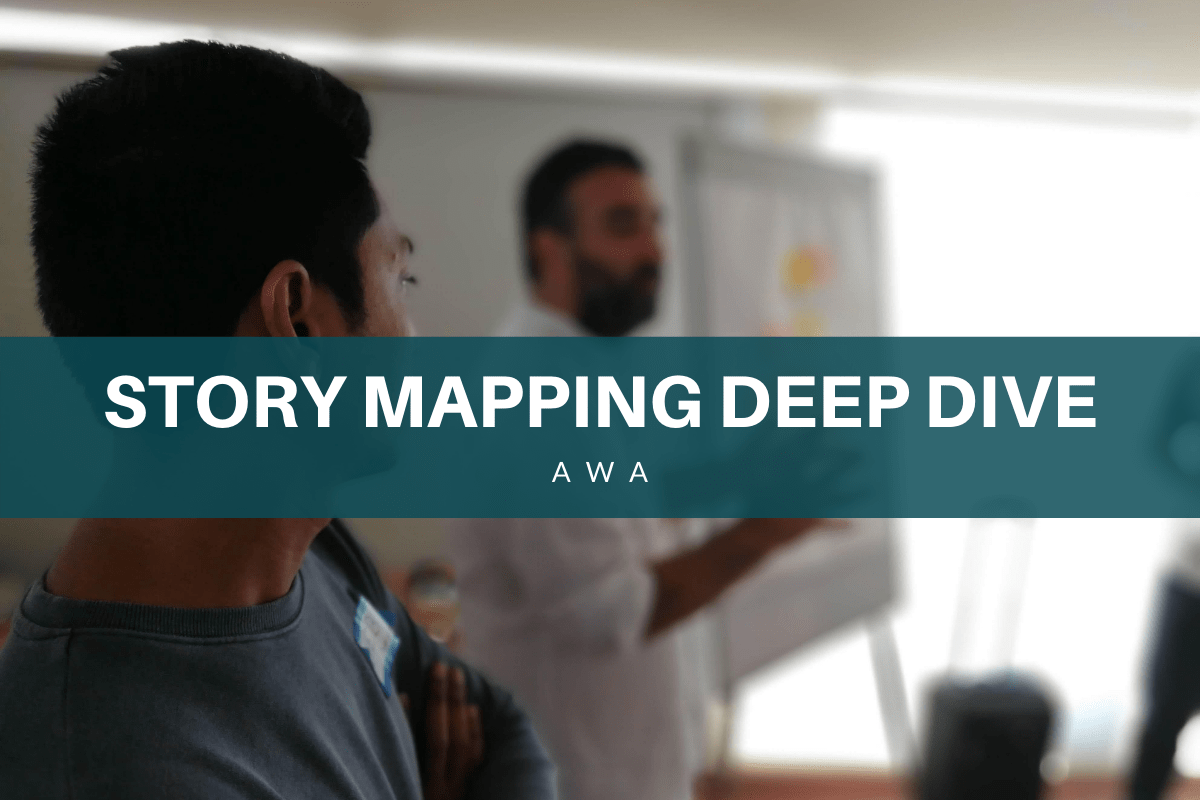 Story Mapping-Deep Dive